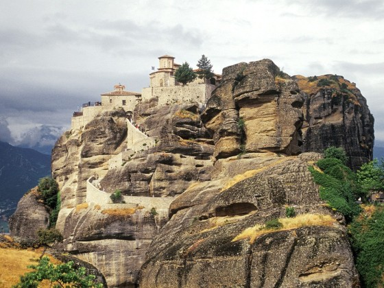 1152_Varlaam Monastery, Meteora, Greece
