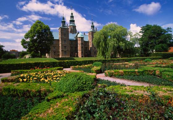 Oresund - Rosenborg Palace