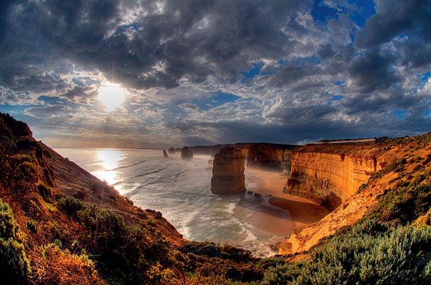 Отдых именно в австралии можно