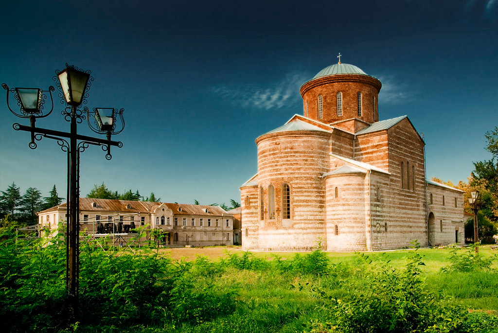 Amrahotel.ru | Абхазия, Новый Афон