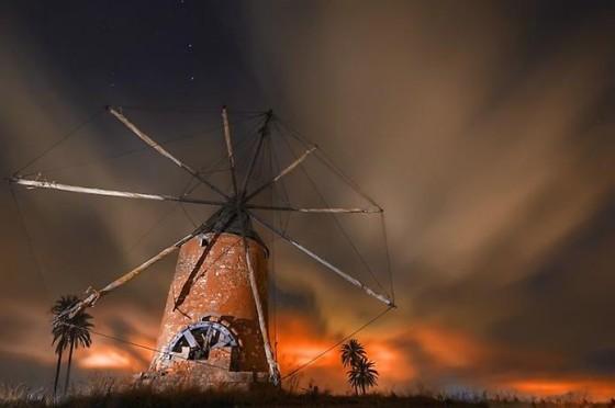 Cartagena_Windmill