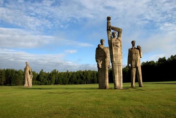 Salaspils-memorial