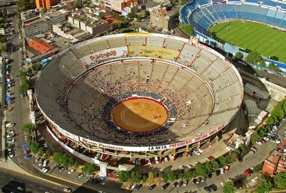 стадионы-Мехико