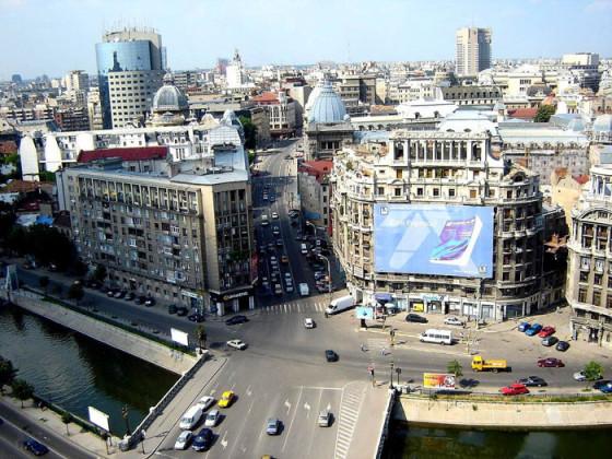 Romania---Bucharest---Calea-Victoriei