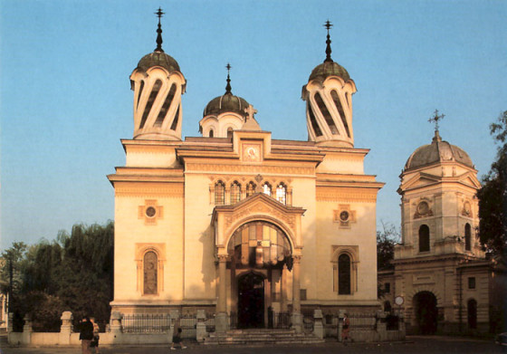 bucuresti-sf-silvestru-church